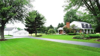 Single Family Home For Sale: 13839 Diagonal Rd