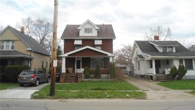 Cleveland Single Family Home For Sale: 12802 Ferris Ave