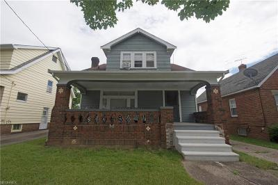 Cleveland Single Family Home For Sale: 3805 Germaine Ave