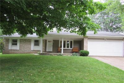 Single Family Home For Sale: 4040 Orchard Dr