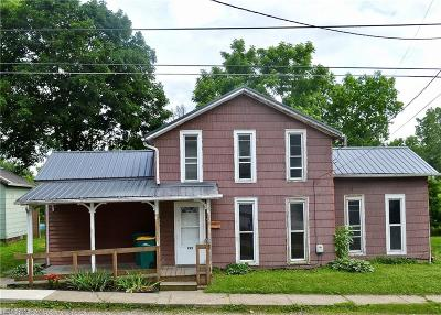 Single Family Home For Sale: 222 West Vine St