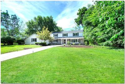 Shaker Heights Single Family Home For Sale: 22320 South Woodland Rd