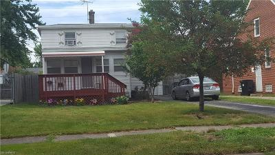 Cleveland Single Family Home For Sale: 18903 Mohawk Ave
