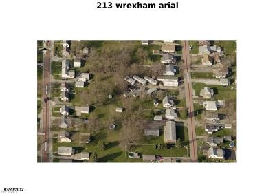 Stark County Commercial For Sale: 213 Wrexham Ave Southwest
