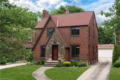 Cleveland Single Family Home For Sale: 3417 West 148th St
