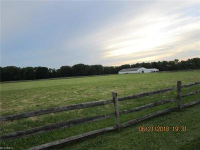 Ashtabula County Residential Lots & Land For Sale: V L 7 State Route 45