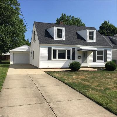 Willowick Single Family Home For Sale: 29157 West Willowick Dr