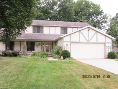 Cuyahoga County Single Family Home For Sale: 4038 Harding Dr