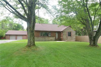 Strongsville OH Single Family Home For Sale: $242,900