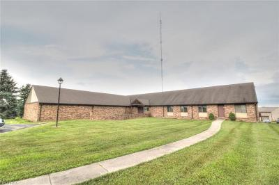 Licking County Commercial For Sale: 10077 Jacksontown Rd