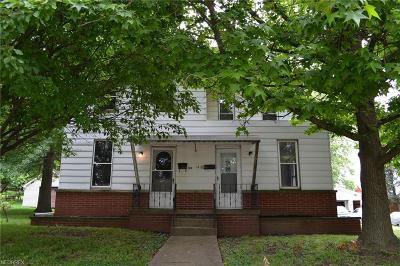 Stark County Multi Family Home For Sale: 1418 Lincoln Way Northwest