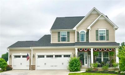 Ravenna Single Family Home For Sale: 4685 Dewberry Cir