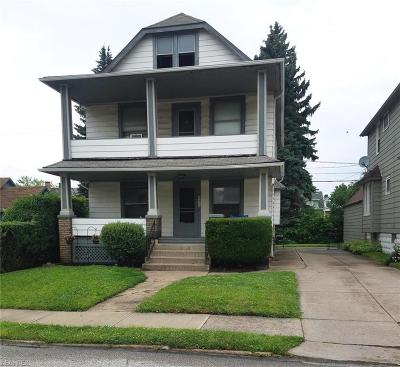 Multi Family Home Sold: 4415 Pearse Ave