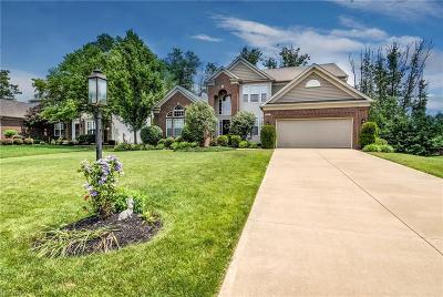Broadview Heights Single Family Home For Sale: 487 Cornell Dr