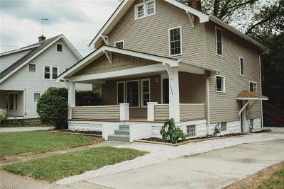 Lake County Single Family Home For Sale: 378 East Main St
