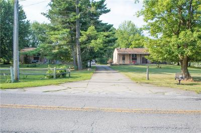Canfield Multi Family Home For Sale: 8211 West Western Reserve Rd