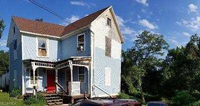 Marietta Single Family Home For Sale: 210 Cedar St