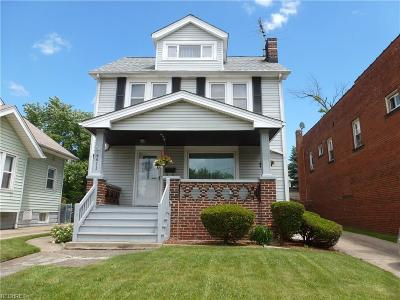 Single Family Home For Sale: 4611 Turney Rd