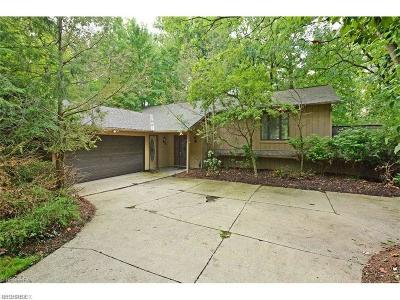 Ledgewood Single Family Home For Sale: 18125 Falling Leaves Rd