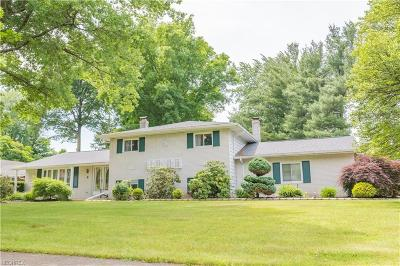 North Olmsted Single Family Home For Sale: 4180 Lisa Ln