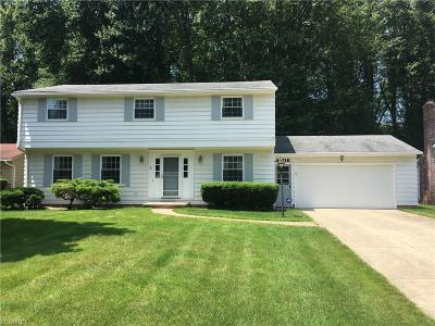 North Olmsted Single Family Home For Sale: 4506 Williamstown Dr