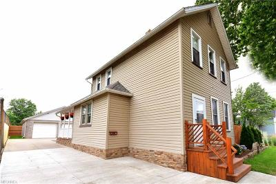 Multi Family Home For Sale: 2111 Barber Ave