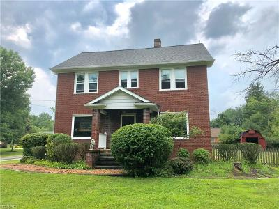 Brecksville, Broadview Heights Single Family Home For Sale: 8048 Brecksville Rd