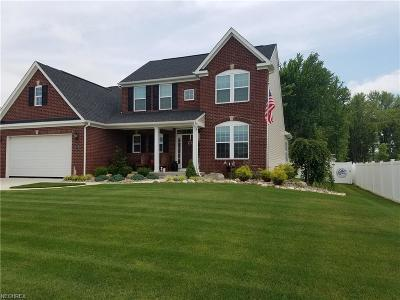 North Ridgeville Single Family Home For Sale: 7375 Songbird Ln