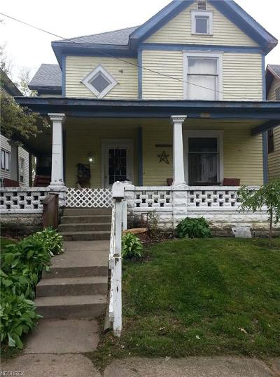 Guernsey County Single Family Home For Sale: 403 North 6th St