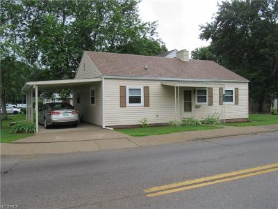 Muskingum County Single Family Home For Sale: 850 Taylor St