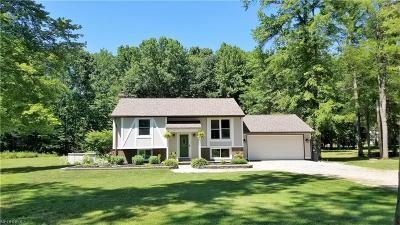 Single Family Home For Sale: 7863 Yale Rd