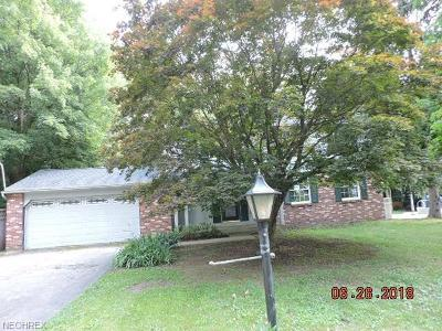 Warren OH Single Family Home For Sale: $114,900