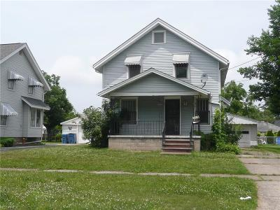 Lorain Single Family Home For Sale: 910 West 20th St