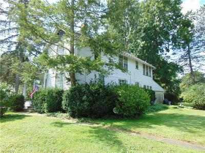 Olmsted Township Single Family Home For Sale: 6880 Fitch Rd