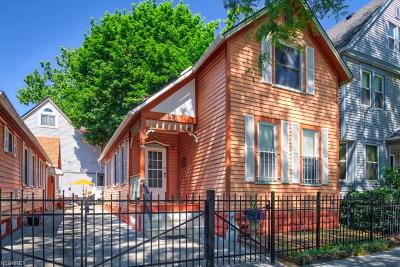 Single Family Home For Sale: 2294 West 10 St