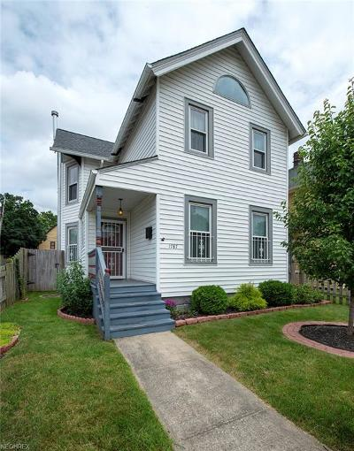 Cleveland Single Family Home For Sale: 1787 West 48th St