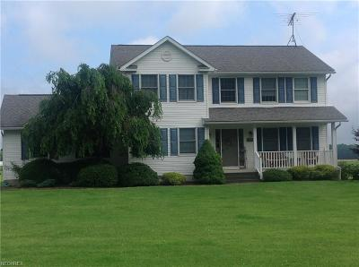 Single Family Home For Sale: 19920 West Middletown Rd