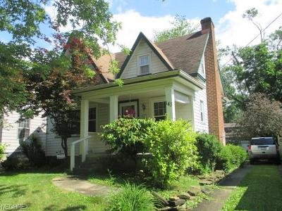 Boardman Single Family Home For Sale: 143 Shadyside Dr