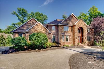 Chagrin Falls Single Family Home For Sale: 18041 Hawksmoor Way