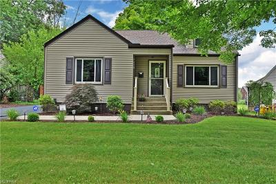Boardman Single Family Home For Sale: 7023 Trenholm Rd