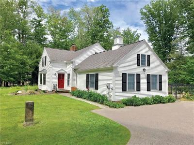 Gates Mills Single Family Home For Sale: 6944 Gates Rd