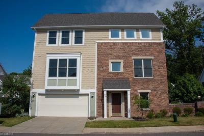 Cleveland Heights Condo/Townhouse For Sale: 1487 Huntington Ln