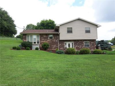 Belpre Single Family Home For Sale: 33 Needham Dr