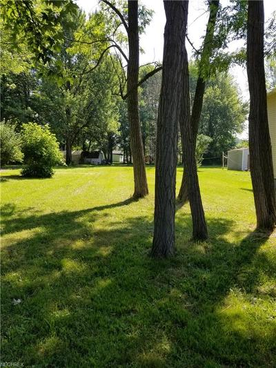 Painesville Residential Lots & Land For Sale: Newell