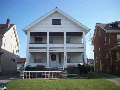 Garfield Heights Multi Family Home For Sale: 12904 Thornhurst Ave