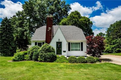 Wadsworth Single Family Home For Sale: 600 High St