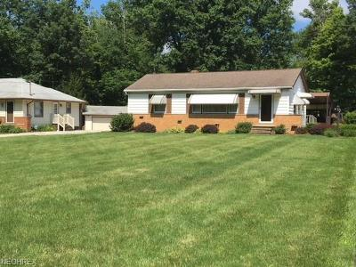 Strongsville OH Single Family Home For Sale: $144,900