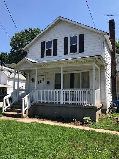 Painesville Multi Family Home For Sale: 204 East Prospect St