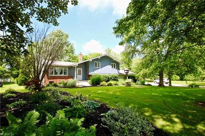 Madison Single Family Home For Sale: 6111 River Rd