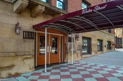 Condo/Townhouse For Sale: 1133 West 9th St #507